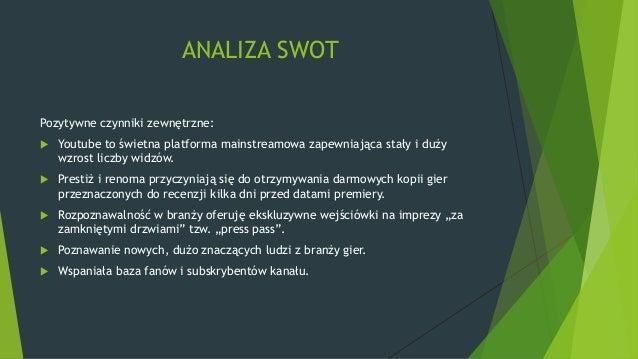 Prezentacja Maciej Przesmycki