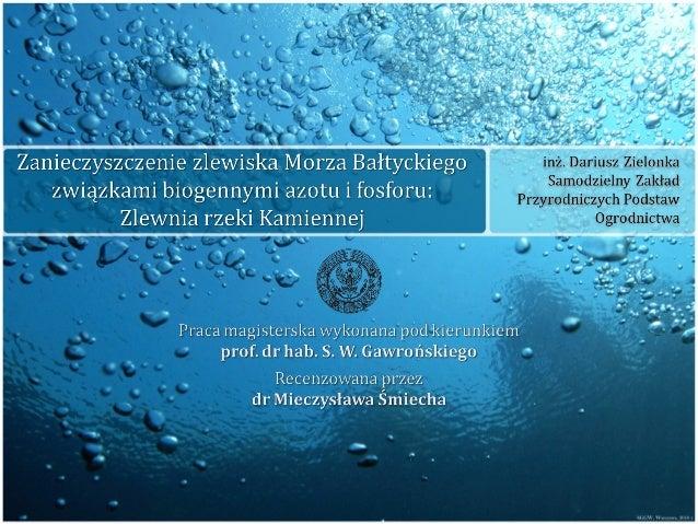 WodaWoda  Woda nie jest produktem handlowym takim jak każdy inny, ale raczej dziedziczonym dobrem, które musi być chronio...
