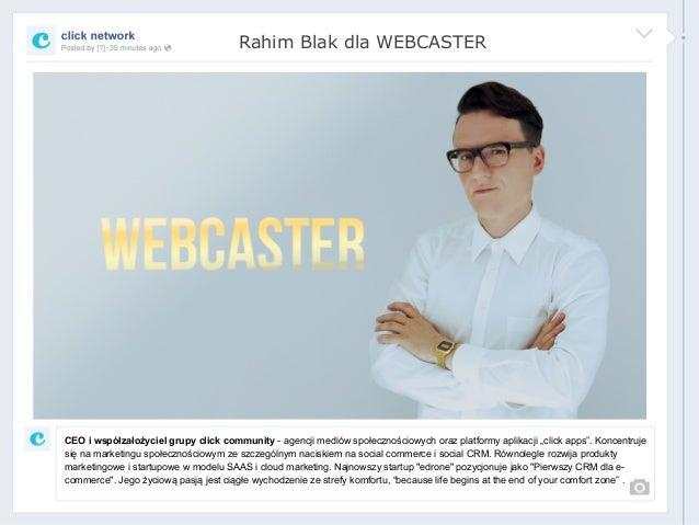 Czy Facebook Sprzedaje Udowodnię Ci że Tak Rahim Blak