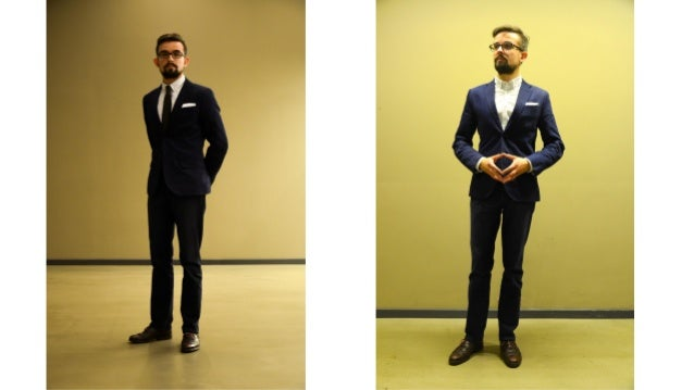 Project: People #1 Dressed for success