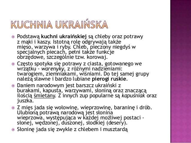 Prezentacja Pogranicze Polsko Ukraińskie