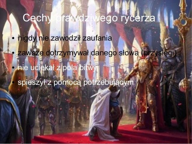 Ycie redniowiecznych rycerzy for 13 knights of the round table