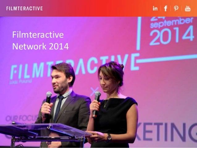 Filmteractive  Network 2014