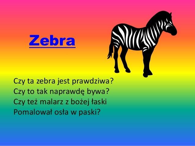 Prezentacja Zoo