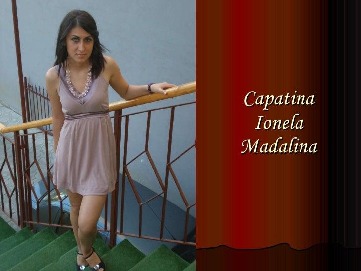 Capatina Ionela Madalina