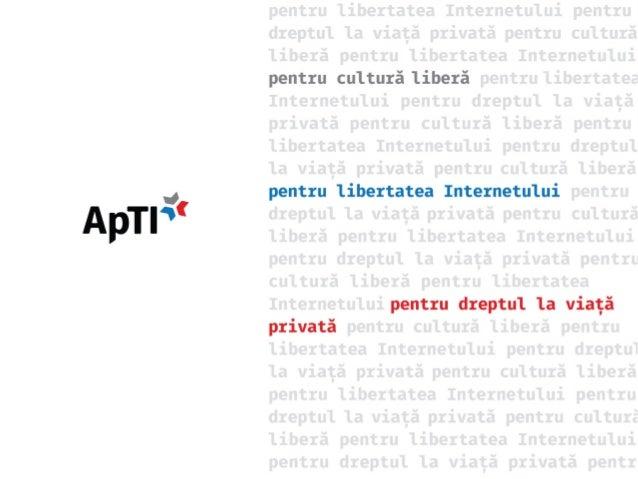 Reforma de copyright digital iș implica iile pentru educa ieț ț 28 aprilie 2017 / București Bogdan Manolea Conferința ANBP...