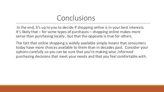 disadvantages to online shopping Online shopping is a great option for many, most of the time here we discuss various disadvantages to online shopping, such as data security, fraudulent online.