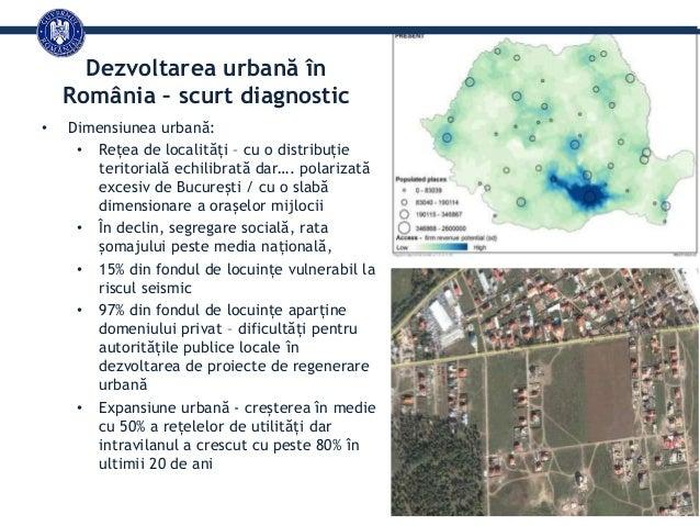 Agenda Urbană a Uniunii Europene din perspectiva României Slide 3