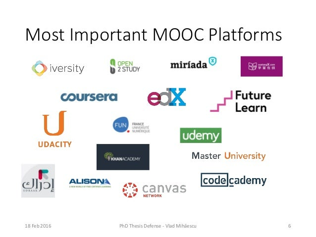 The Development And Implementation Of A Mooc Platform