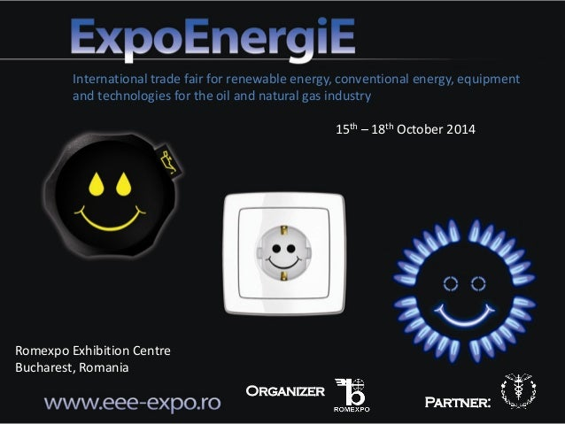 International trade fair for renewable energy, conventional energy, equipment and technologies for the oil and natural gas...