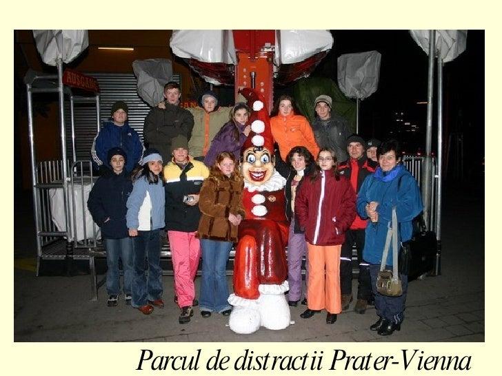 Parcul de distractii Prater-Vienna