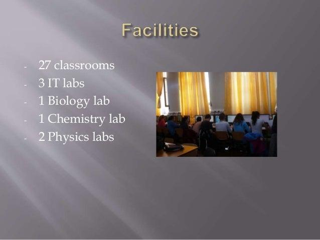 National College Ionita Asan Slide 2