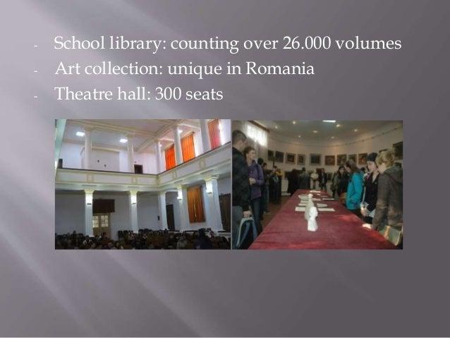 National College Ionita Asan Slide 3