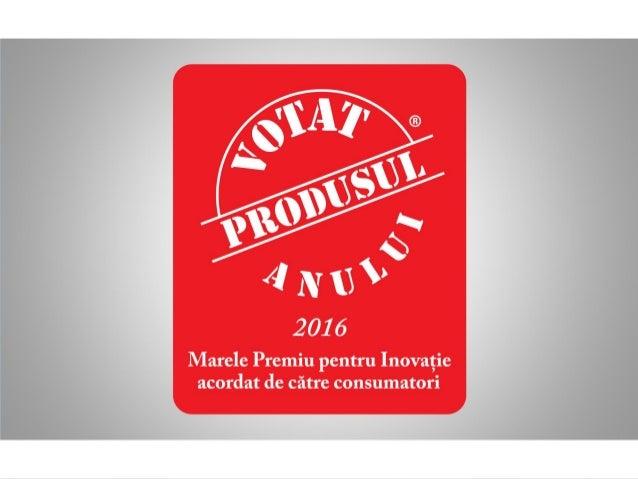 Despre Produsul Anului Instrument de marketing - cea mai mare competitie a bunurilor de larg consum, din lume Cel mai mare...