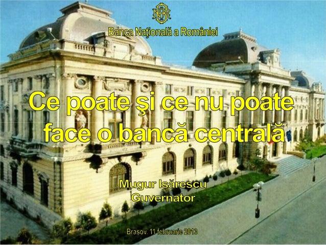 BANCA NAŢIONALĂ A ROMÂNIEI   1