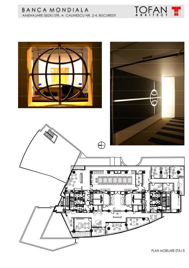 WorldBank Headquarters offices - architect Bogdan Tofan