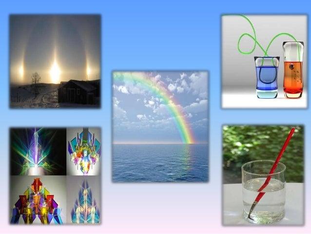 Отражение и пречупване на светлината.      Явлението отражение на светлината се осъществява,  когато на границата между дв...