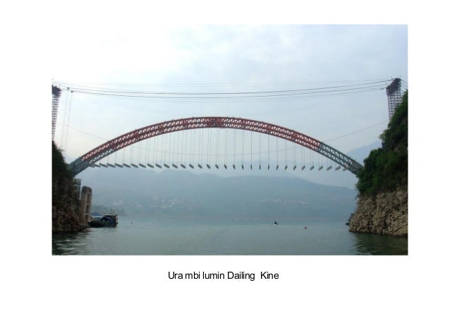 Ura mbi lumin Dailing Kine