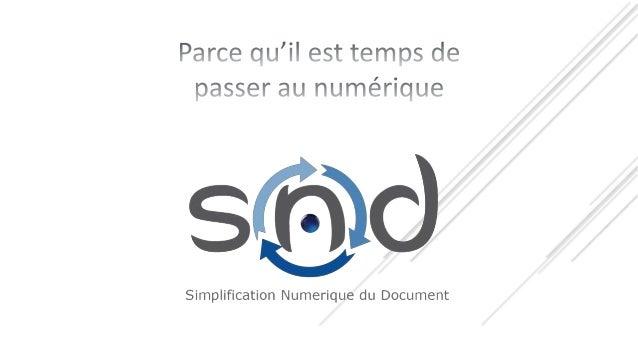 La GED, c'est quoi ?  Simplification Numérique de Documents