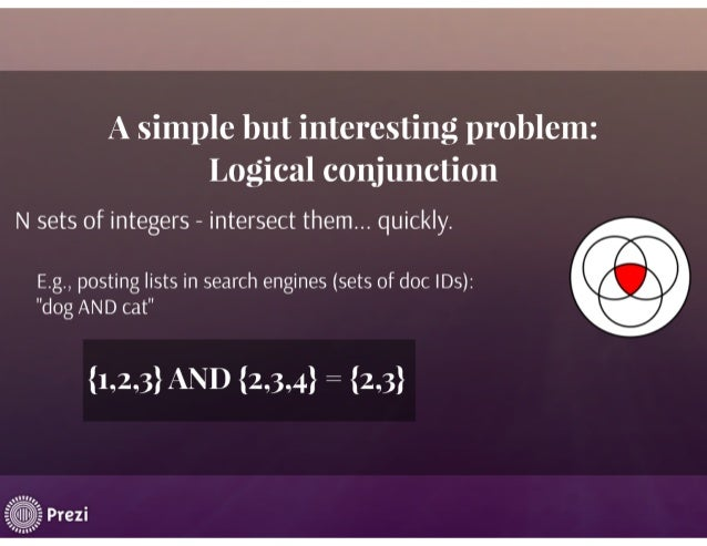 SIMD Compression and the Intersection of Sorted Integers