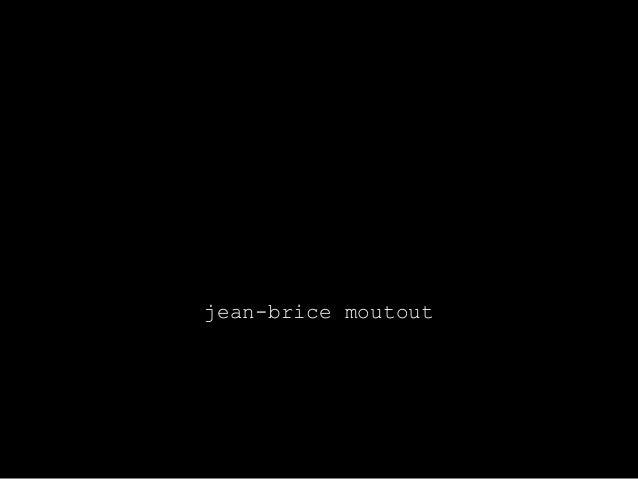 jean-brice moutout