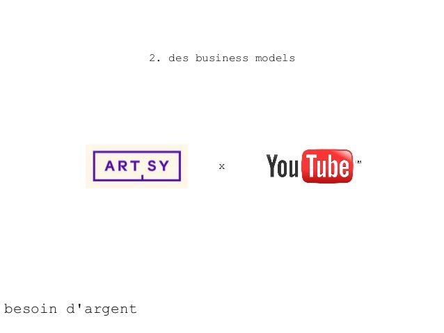 2. des business models                            xbesoin dargent