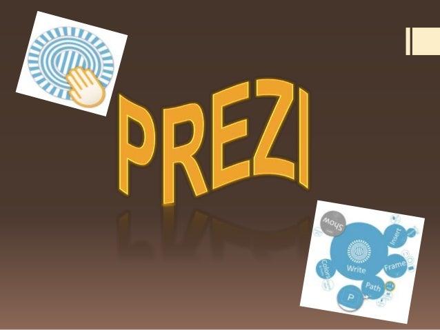 Prezi es una nueva y poderosa herramienta online de creación de presentaciones. permite que cualquier persona que diagrame...