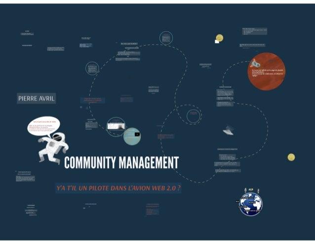 Prezi community management par Pierre AVRIL