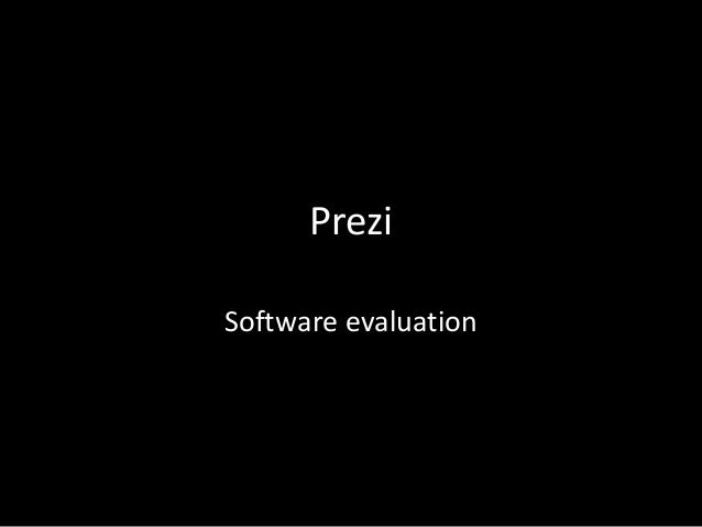 how to use prezi software