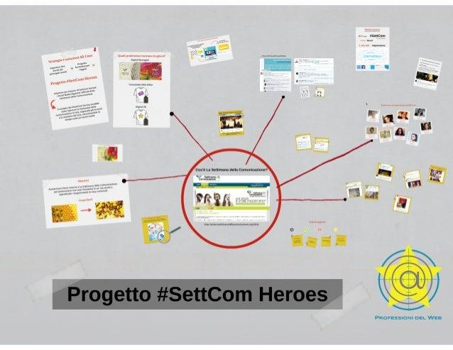 Case #settcomheroes: come Professioni del Web ha lanciato sui social la Settimana della Comunicazione.