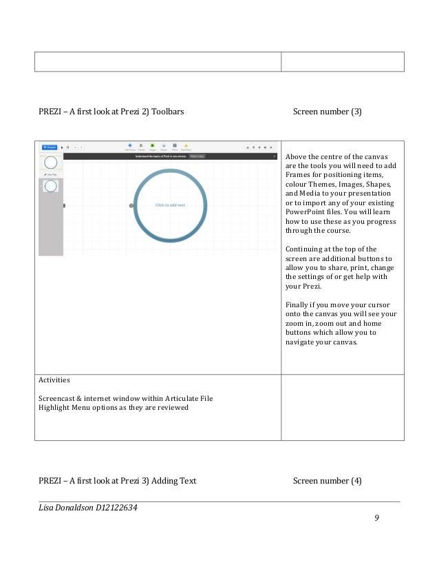 how to add new slide in prezi