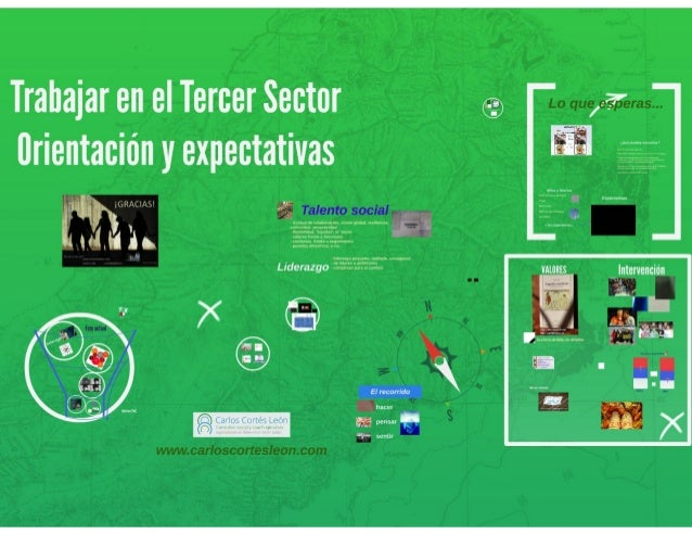 Trabajar tercer sector: orientación y expectativas