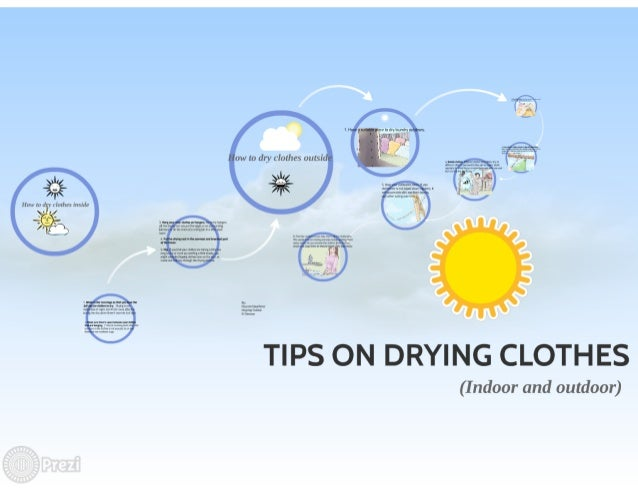 Tips On How To Dry Clothes