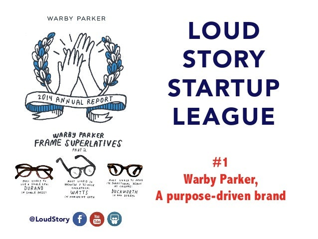 add825669ab Warby Parker - a storytelling case study by LoudStory