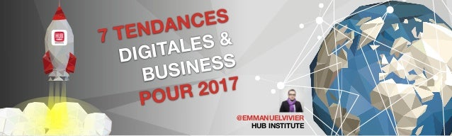 Cover 7 TENDANCES DIGITALES & BUSINESS 