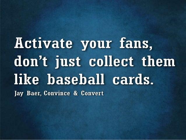 Activate Your Fans
