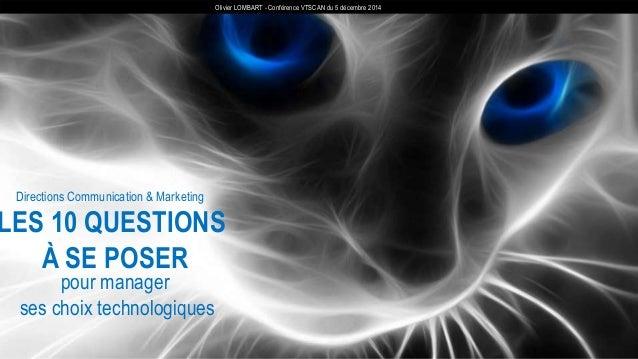les 10 questions  u00e0 se poser pour manager ses choix