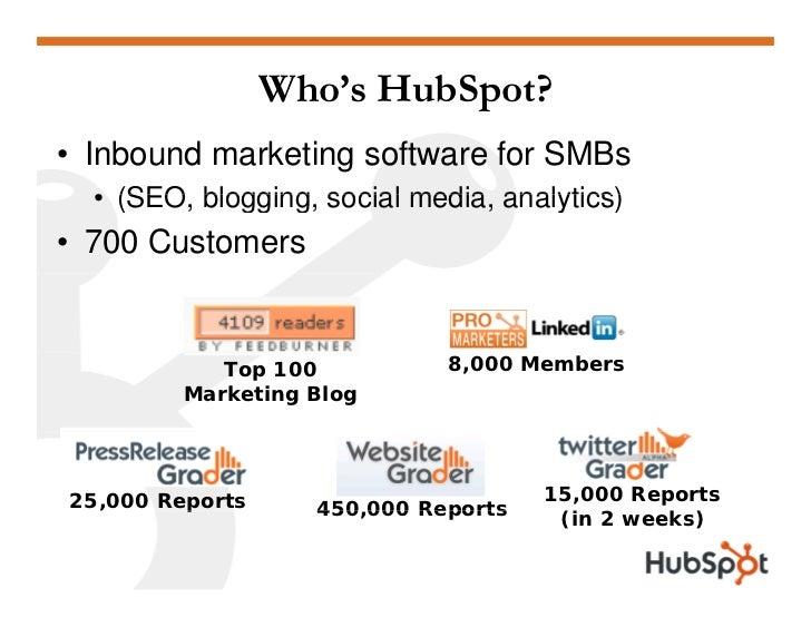 PR Firms Driving Inbound Marketing Slide 2