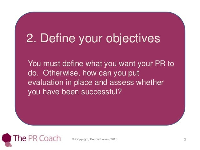 PR for Startups Slide 3