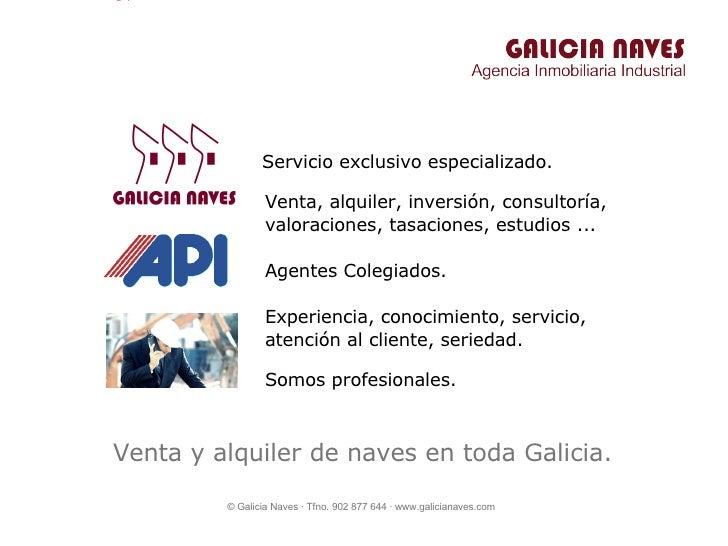 Servicio exclusivo especializado.                   Venta, alquiler, inversión, consultoría,                  valoraciones...