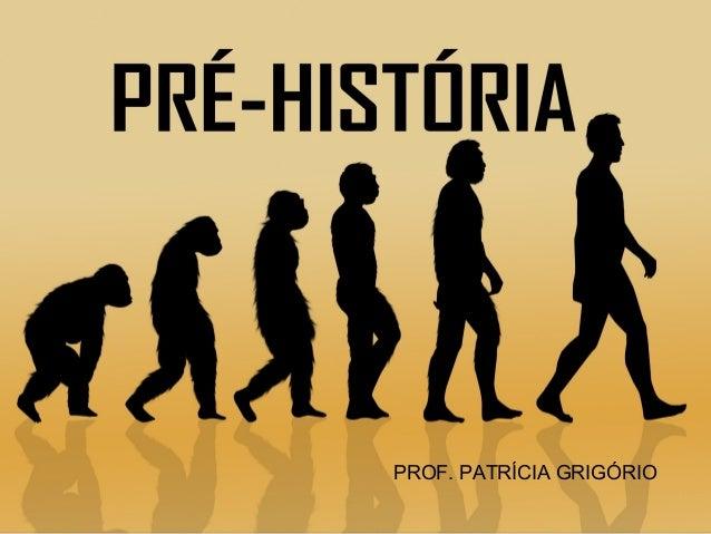 PROF. PATRÍCIA GRIGÓRIO