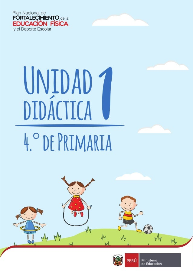 didáctica 1 Unidad 4.°dePrimaria