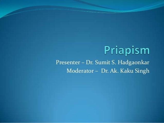 Presenter – Dr. Sumit S. HadgaonkarModerator – Dr. Ak. Kaku Singh