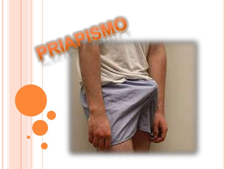 PRIAPISMO<br />