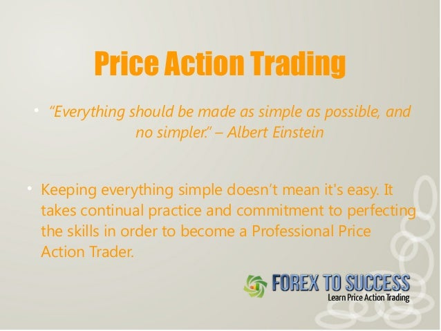 Professional price action trading strategies