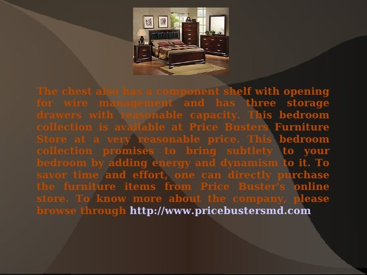 Price Busters Furniture Store