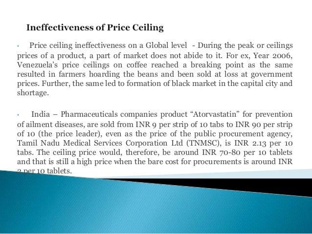 ... 14. U2022 Price Ceiling Ineffectiveness ...