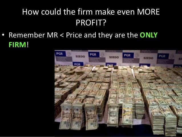 Price discriminating monopolist Slide 2