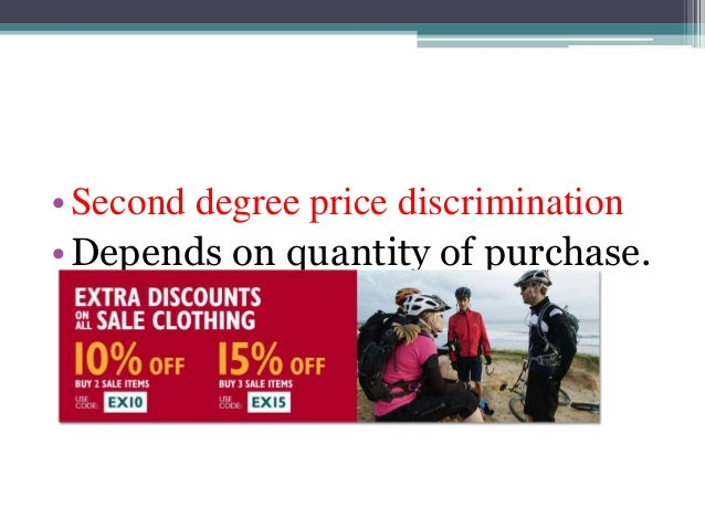 articles about price discrimination