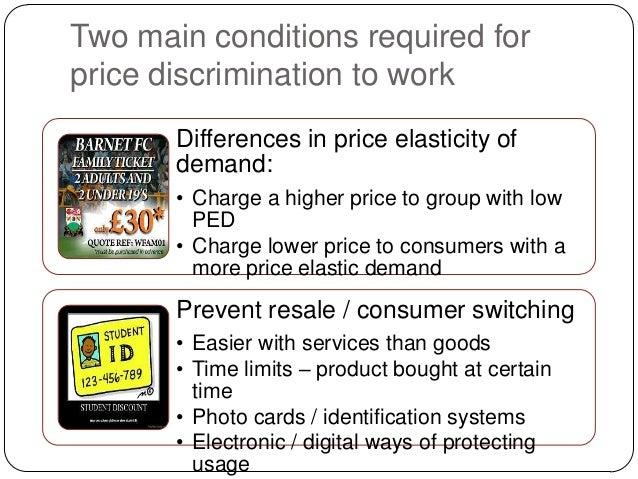 Term paper price discrimination